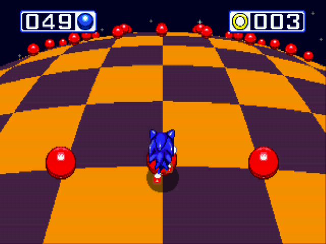 Sonic the Hedgehog 3 - Level  - NOOOOO!!! - User Screenshot